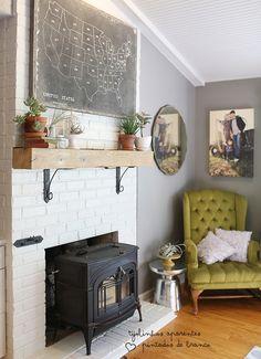Inspiração: casa bonita e cheia de vida
