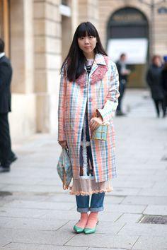 Susie Lau   - HarpersBAZAAR.com