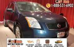 Pre-owned 2008 Nissan Sentra 2.0 S CVT  @ CarOne Kingston.      Unheard of used vehicle financing starting at 0.9% & oil changes for life on select models! Free CarProof reports on all vehicles along with our standard 100 point inspection & certified on site 155 point inspections.    This 2008 Nissan Sentra 2.0 S CVT is waiting and ready to go. Check it out at 1010 Centennial Drive  Kingston, Ontario or http://www.car1.ca.    http://car1.ca/inventory/kingston-2008-nissan-sentra-2-0-s-cvt-2/
