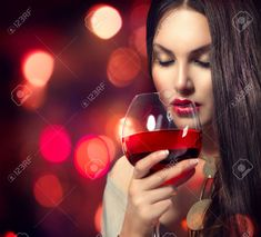 Beauty Young sexy woman drinking red wine over night background- Compre esta fotografia e explore imagens semelhantes no Adobe Stock Cheers, Woman Wine, Night Background, Stock Foto, Wine Country, Red Wine, Drinking, Photo Editing, Alcoholic Drinks