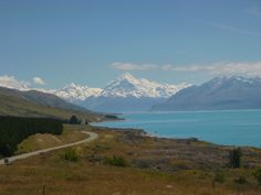 Mount Cook, NZ.