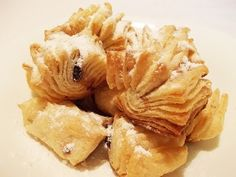 Lard Pastries filled with Jam [OC] How To Make Bread, Bread Making, Pastry And Bakery, Greek Recipes, Gem, Snack Recipes, Food Porn, Chips, Make It Yourself