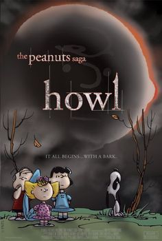 movie spoofs-twilight #iLuv #iLuvSnoopy
