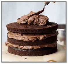 New Cake Chocolate Fondant Frosting Recipes Ideas Chocolate Ganache Cupcakes, Chocolate Cake Recipe Easy, Chocolate Fondant, Chocolate Shop, Best Chocolate, Fondant Frosting Recipe, Frosting Recipes, Cupcake Recipes, Cupcake Cakes