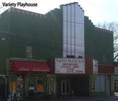 Variety Playhouse     A classic music venue.  Little Five Points.  Atlanta, Ga.