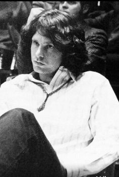 "officialjimmorrison: "" Jim Morrison was a well-built boy, larger than average, and young enough to maintain the engorged silent connection right through the residue of chemicals. — Grace Slick "" I love Grace's quote… I wonder why Jim only had a one. Rock Roll, Ray Manzarek, The Doors Jim Morrison, The Doors Of Perception, American Poets, Light My Fire, Janis Joplin, Jimi Hendrix, Classic Rock"