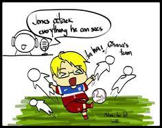 Hetalia World Cup