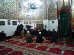 Mezquita en Tirana, Albania