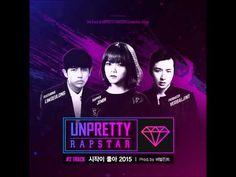 Ji Min of AOA, Seul Ong (지민, 슬옹) - Unpretty Rapstar, Track #2 [언프리티 랩스타 Track 2] - Good Start 2015 (시작이 좋아 2015) (Prod. by 버벌진트) - Jimin, Verbal Jint, music with still image