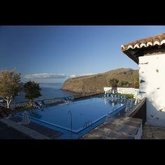 Hotel Parador Conde de La Gomera, #Canarias
