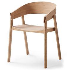 Cover stol, ek i gruppen Möbler / Stolar & Pallar / Stolar hos RUM21.se (128201)