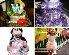 Diaper  Cakes and TuTu's @https://www.etsy.com/shop/KiddozSupply