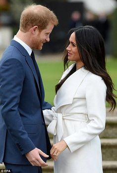 Adoring royal fans across the globe tuned in for the hotly-anticipated announcement this afternoon, and watched as the pair declared their love for one another