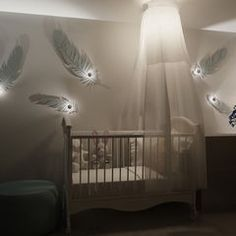 Baby Nursery Design, Pictures, Remodel, Decor and Ideas - page 45 Nursery Themes, Nursery Room, Baby Room, Nursery Decor, Nursery Ideas, Chic Nursery, Bird Theme Nursery, Babyroom Ideas, Newborn Room