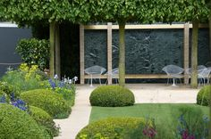 Contemporary Landscape Chelsea Flower Show 2014 - The Telegraph Garden
