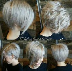 images of layered bobs from the back - Google Search