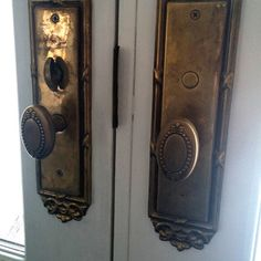 Door Hardware - Egg Knobs -Satin Nickel - Brandino Brass Co. | Door ...
