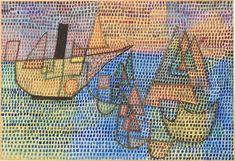 Steamboats + Sailboats