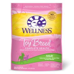 Wellness® Complete Health Natural Toy Breed Adult dog food (chicken, brown rice, & peas) - If your Havanese is experiencing alopecia, try Wellness for Toy Breeds. For 2 years, my Havanese's alopecia confounded 4 vets & her groomer. Skin & blood samples were studied at one of the nation's best vet schools. I studied all of the high-quality foods & made a switch. Molly's hair soon filled in while eating Wellness for Toy Breeds. For the 2 years she's eaten it, her hair has remained thick…
