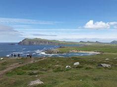 Dingle peninsula, Ireland, July  2016