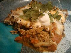 Dukan-ing in Hawaii: Dukan Spicy Turkey Taco Casserole