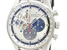 Polished #ZENITH El Primero Chronomaster 1969 Steel Watch 03.2040.4061 (BF106305): Authenticity guaranteed, free shipping worldwide & 14 days return policy. Shop more #preloved brand items at #eLADY: http://global.elady.com
