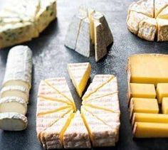 """There is a reason to the way French people cut their cheese: it is necessary to ensure a fair distribution between the rind and the dough. The taste is usually stronger next to the rind, and you also want to be polite and leave some dough for everybody. In many French cheeses, you don't eat the rind – not that it's toxic, but it might be very strong in taste, or too hard to bite into."""