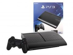 Console Play Station 3 500GB 1 Controle Sem Fio - Sony