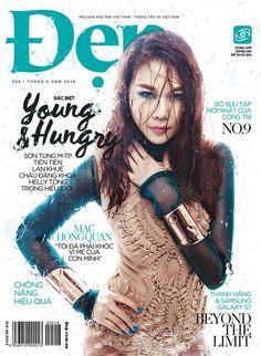 tạp chí Đẹp 5/2016, Phạm Thị Thanh Hằng