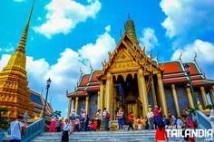 Estas preparando tu viaje al reino de Siam? Descubre con nosotros estos 5 sitios para no perderse en Tailandia. Echa un vistazo a estos geniales lugares! #tailandia #viajar #bangkok #vacaciones http://ift.tt/2f04FBt