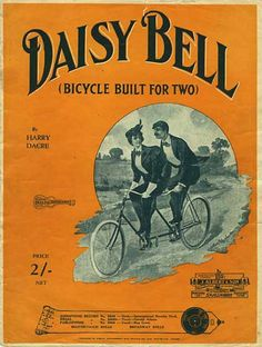 """All kinds of """"olde"""" bicycle art"""