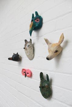 Masks - Abigail Brown
