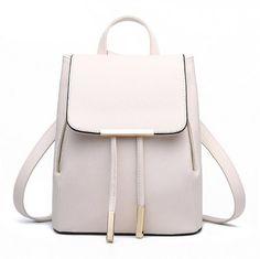 PU Leather Mochila Escolar School Bag                                                                                                                                                                                 More
