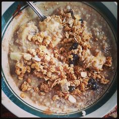 Thank you @Audrey Gatlin for being a fan of Coach's Oats!