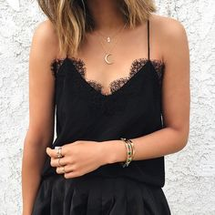Layer Your Necklaces and Chokers