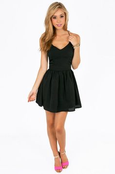 Sweet X Skater Dress ~ TOBI