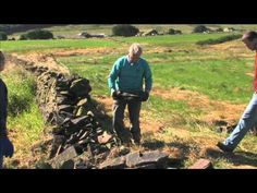 Dry Stone Walling for beginners - a video production by Tigershark Multimedia Productions