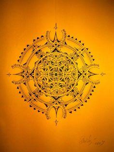 Mandala - Sun
