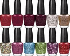 OPI polish inspired by The Muppets? YES PLEASE! I want the entire bottom row $8.50