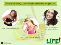 Benefits of #Honey-#Lemon Water other than weight loss.