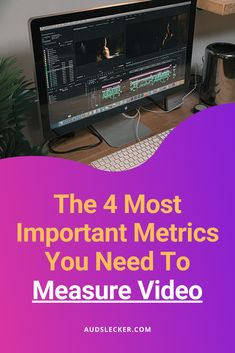 Most people look at View Count to see if their video is a success.  I'm not one of those people.  Why? Because having a million 3-second views is WORTHLESS. Here's why! Worthless, The 4, Digital Marketing, Count, Success, People, People Illustration, Folk