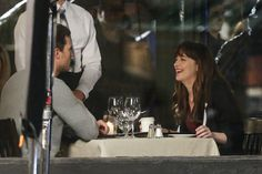 http://www.revelist.com/movies/fifty-shades-darker-set-pics/2350/Christian and Ana will resolve their differences over dinner .../1