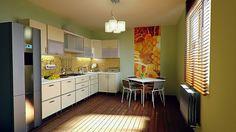 Consejos para mantener la cocina en orden - http://www.decoora.com/consejos-mantener-la-cocina-orden/