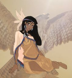 I love North America. I have a headcanon that there is a Native America with many sons representing the tribes, and that she and Sweden are the parents of Canada and the US
