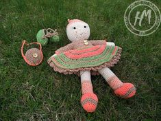 Unique amigurumi doll, best friend, best gift, with changeable clothes :) Baby Girl Dolls, Amigurumi Doll, Baby Knitting, Best Gifts, Trending Outfits, Unique Jewelry, Handmade Gifts, How To Make, Etsy