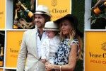 Street Style Special Edition: Rachel Zoe and Family, Olivia Palermo and More Wear Fancy Hats at the Veuve Clicquot Polo Classic