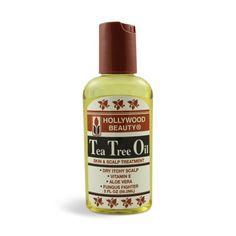 Tea Tree Oil Kills Pimples!