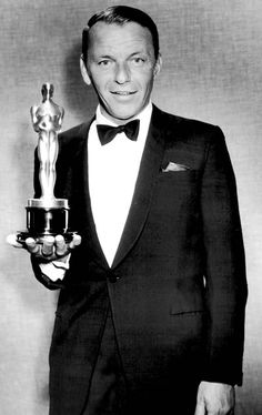 Frank Sinatra - Best Supporting Actor for From Here to Eternity, 1953