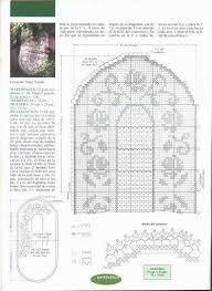 Resultado de imagen para caminos de mesa en crochet patrones gratis