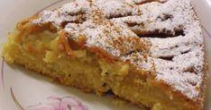 Μηλόπιτα διαίτης με τσάι και πορτοκάλι Μπορείτε να την απολαύσετε χωρίς τύψεις γιατί δεν έχει πολλά λιπαρά, παρά μόνο λίγη ζάχαρη. Για το τσαι: 2 ξυλάκια κανέλας 2-3 γαρύφαλλα 1 πορτοκάλι ξυσμένο κομμενο σε ροδέλες φλουδα του πορτοκαλιού 4 μήλα γκόλντεν Sweets Recipes, Snack Recipes, Cooking Recipes, Greek Desserts, Greek Recipes, Greek Dishes, Sweet Pie, Brownie Cake, Low Calorie Recipes